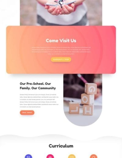 daycare-landing-page-533x2137